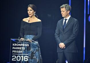 Nye billeder offentliggjort af kronprinsfamilien