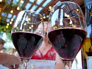 Med den rette mængde vin om aftenen vil du rent faktisk kunne opnå et vægttab