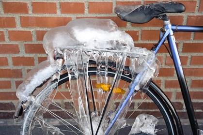Cykelmekanikeren giver sine bedste råd til at komme helskindet gennem vinteren