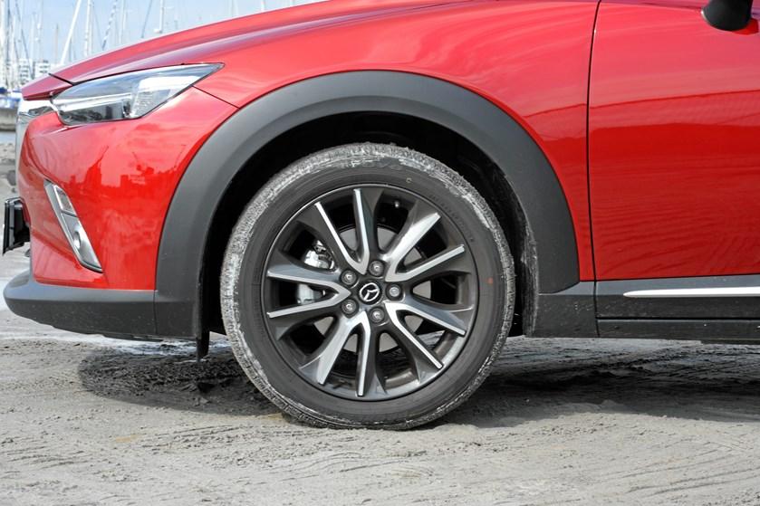 En hård vinter med masser af salt på vejene gør ondt på din bil
