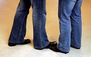 Hvor ofte går dine bukser i stykker?