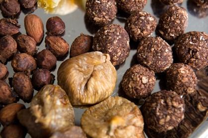 Få opskrift på sunde brunkager