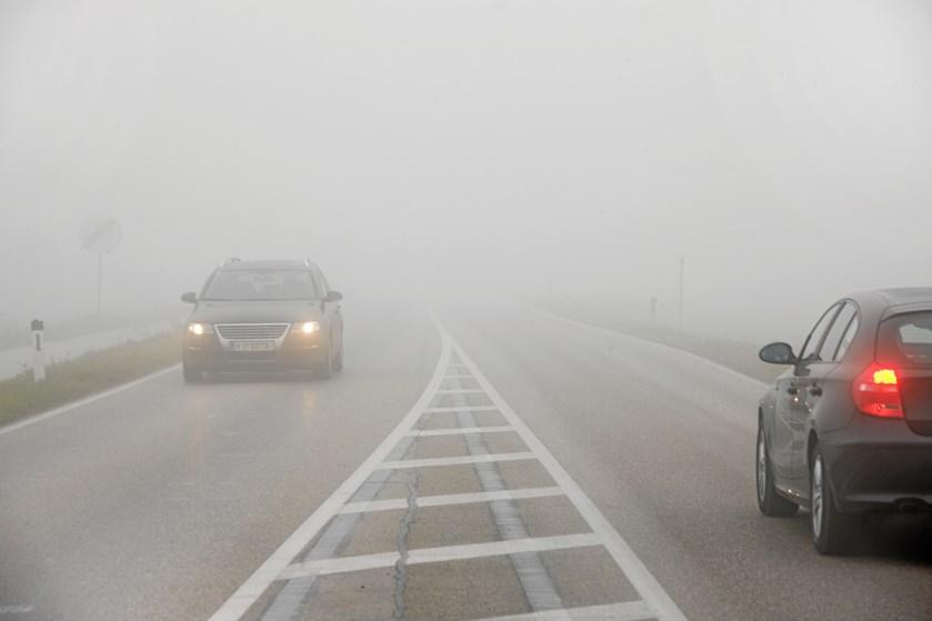 Kører du stadig 80 kilometer i timen i tåge?