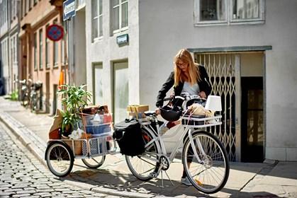 Cyklen SLADDA har vundet 2016 GOOD DESIGN prisen i kategorien sport og fritid.