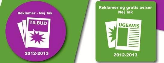 Slut med to års tidsbegrænsning på klistermærker med nej til reklamer