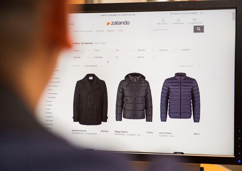Zalando satte ny rekord og vil satse endnu mere på Skandinavien