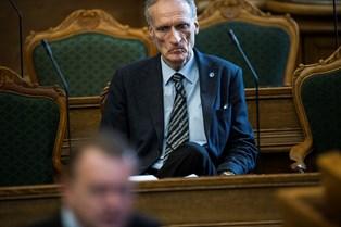 Den 72-årige Venstre-veteran vil gerne fortsætte i Folketinget
