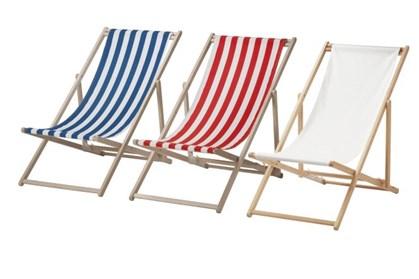 Fem tilskadekomne kunder har fået Ikea til at stramme op på konstruktionen af strandstol