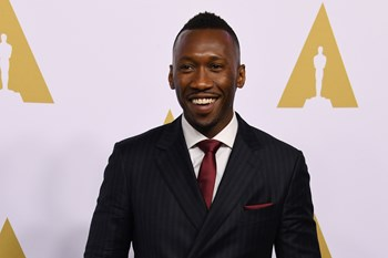 "Mahershala Ali er kendt fra ""House of Cards"", ""Moonlight"" og ""The Hunger Games""-filmene. Scanpix/Mark Ralston"