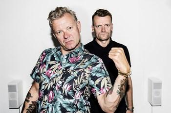 Casper Christensens forældre troede ikke på hans karriere. Foto: Scanpix/Simon Læssøe