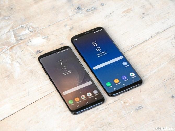 Samsungs to nye S8-toptelefoner er en softwareopdatering fra at være de perfekte smartphones