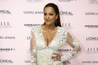 Christiane Schaumburg-Müller og Saszeline Dreyer var blandt gæsterne til årets Danish Beauty Awards