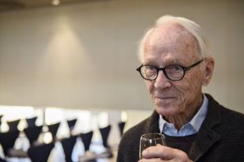 Bent Fabricius-Bjerre modtager mandag en ærespris i Cannes. Foto: Niels Ahlmann Olesen/Scanpix