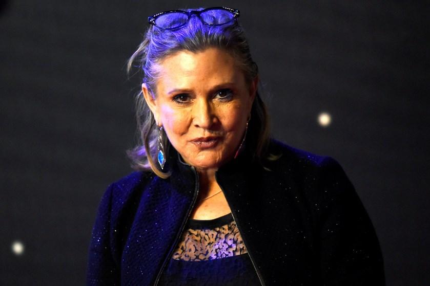 """Det har ikke været muligt at fastslå hovedårsagen til """"Star Wars""""-stjernens død. Men søvnapnø var medvirkende."""