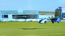 Det bliver snart muligt at købe en flyvende bil