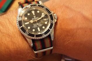 Mads Christensen nyder hver dag sine to gamle Rolex-ure og giver her gode råd til at komme i gang med at købe klassiske ure.