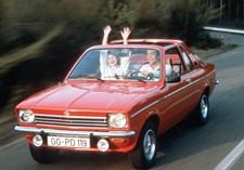 Få bilmodeller vækker så mange associationer som en Opel Kadett.