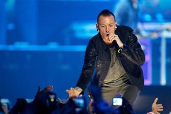 Chester Bennington var forsanger i Linkin Park. Arkivfoto: Reuters/Steve Marcus