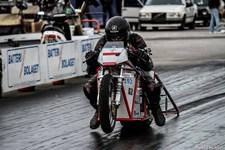Den eldrevne motorcykel Silver Bullitt accelererede i weekenden fra 0 til 100 på 1,1 sekund