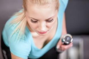 Når man starter dagen med lidt motion, gavner det ens sundhed