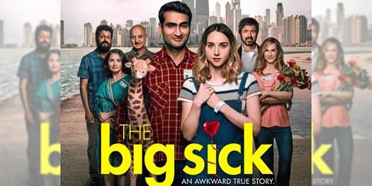 En anmeldelse af den biografaktuelle film, 'The Big Sick'