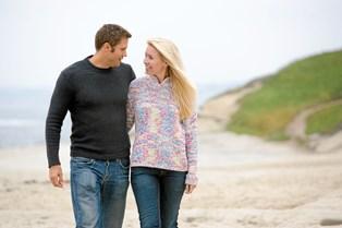 Der er god grund til at kopiere, hvad de glade par gør.