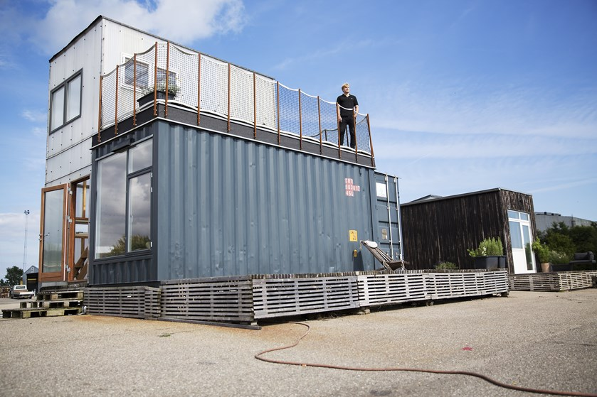København giver grønt lys til containerboliger til studerende. Andre studiebyer ser positivt på løsningen.