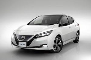 En række forbedringer skal gøre den elektriske Nissan Leaf mere up to date.