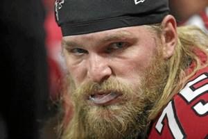 Den 26-årige dansker Andreas Knappe indgik mandag en kontrakt med NFL-klubben Washington Redskins.