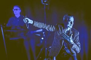Depeche Mode besøger Danmark for tredje gang på lidt mere end et år, når bandet kommer til Tinderbox.