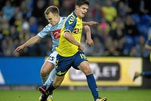 Christian Nørgaard har været en af profilerne på Brøndbys hold, der topper Superligaen efter syv sejre i træk.