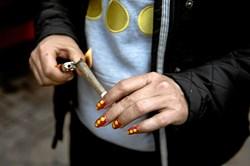 Men flere tager andre stoffer end hash end de seneste år, hvor det mest er forbruget af kokain, som stiger.
