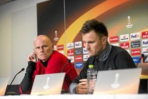 FCK-spillerne vil bruge torsdagens svære udekamp i Moskva på at få lidt medvind inden årets sidste kampe.