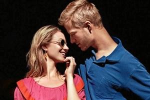 """""""Perfekte Steder"""" med Sara Hjort Ditlevsen og Gustav Giese i hovedrollerne vender tilbage i 2018."""