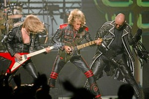 Det snart 50 år gamle heavy metal-band Judas Priest spiller i Royal Arena til juni. Det skriver Livenation.