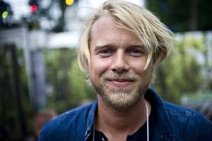 """Tv-værten Felix Smith får travlt, når han også skal til at være vært på """"Go' aften Danmark""""."""