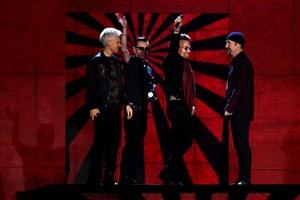 Det succesfulde irske band U2 kommer til København som en del af bandets turné.