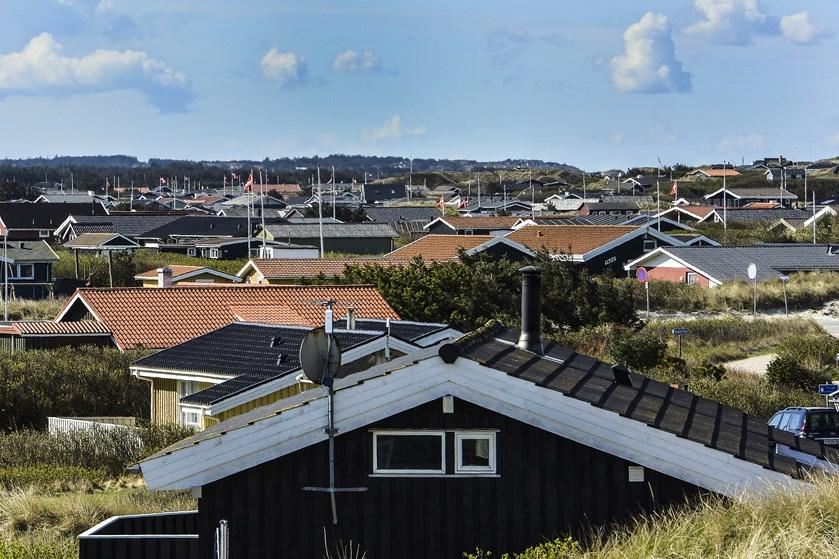 Også 2018 tegner til at blive et godt år for de danske feriehuse, hvor danskerne i stigende grad overnatter