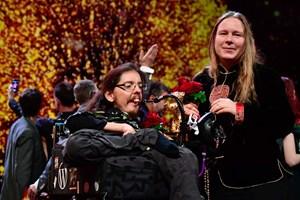 Filmfestivalen i Berlin afholdes hvert år i februar. På festivalen uddeles den prestigefyldte Guldbjørn.