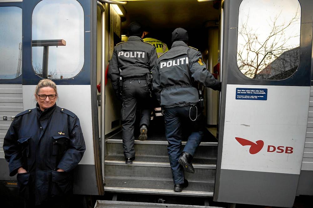 grænsekontrol danmark tyskland