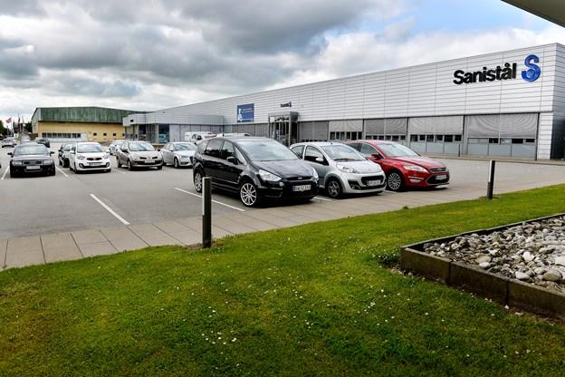 Sanistål sælger aktiepost i konkurrent | Nordjyske.dk