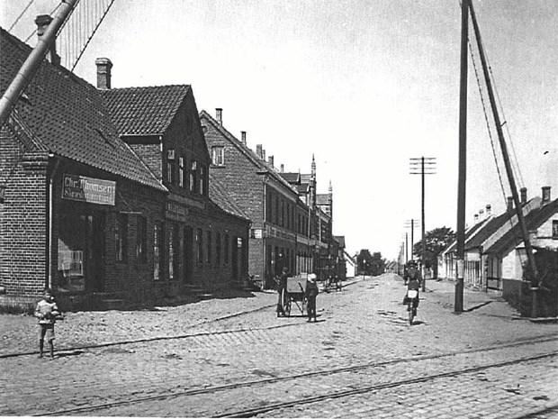 Brønderslev i gamle dage | Nordjyske.dk