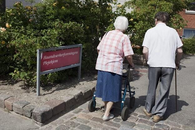 Plejehjem: Beboere har ret til håndkøbspiller i eget hjem | Nordjyske.dk