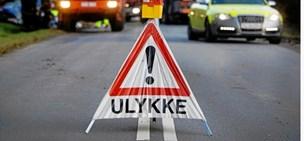 Uheld spærrede hovedvej