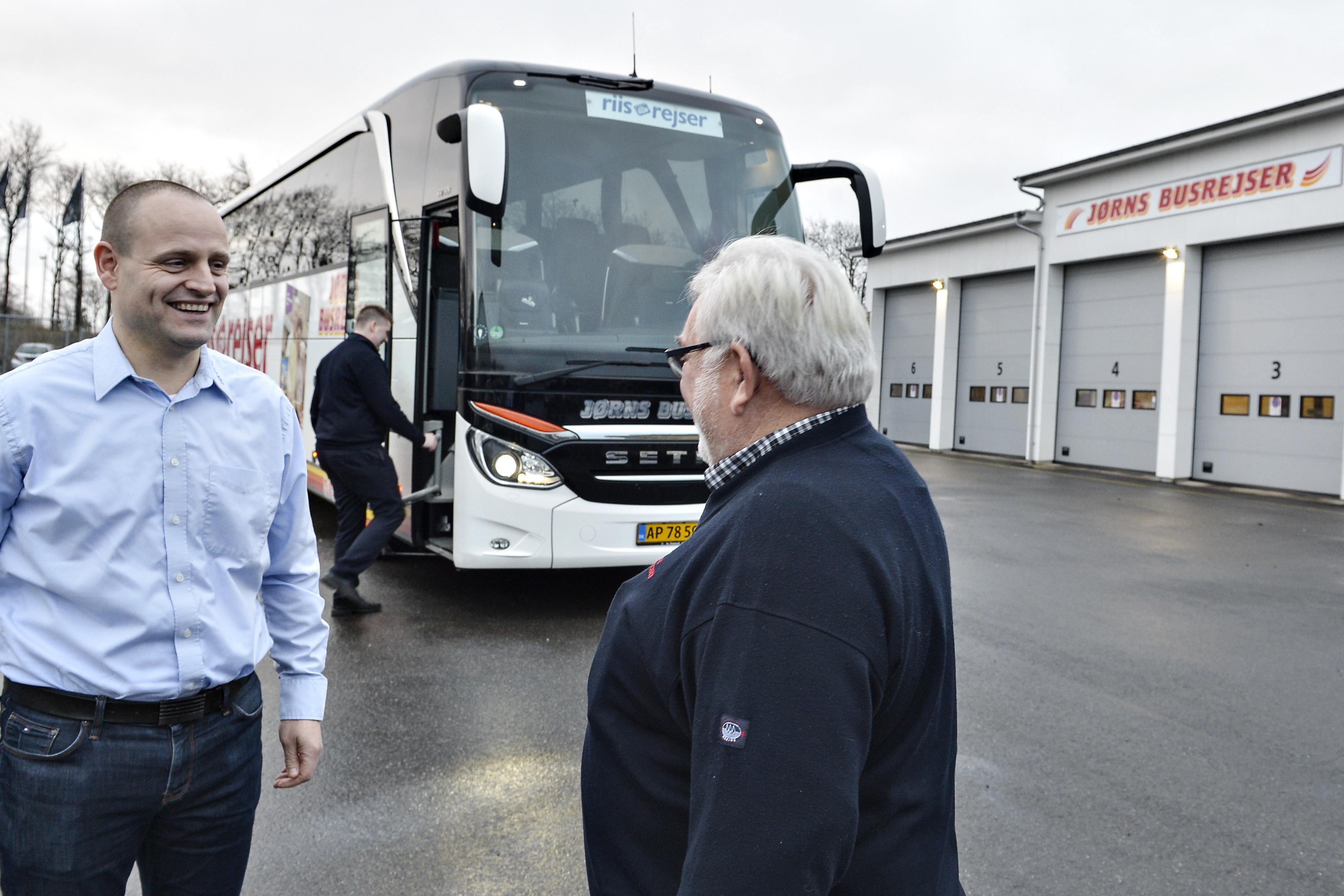 bussen er aldrig hjemme nordjyskedk