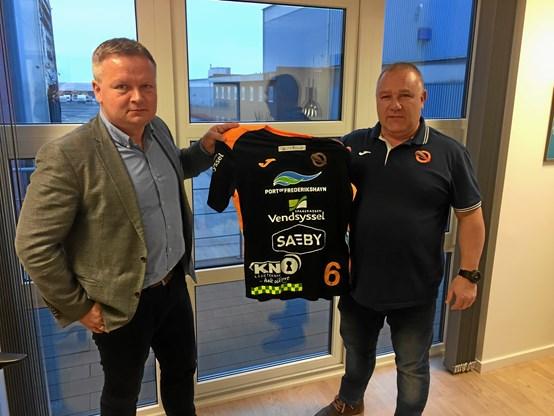 Havnen forlænger hovedsponsorat med Vendsyssel Håndbold | Nordjyske.dk