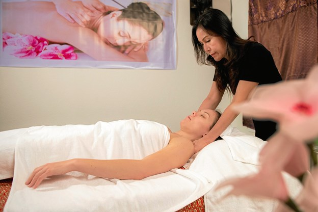 føtal massage thai Aalborg