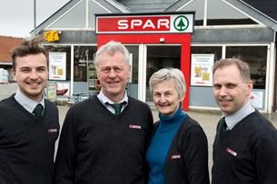 Nye ejere til Spar Karby i Hvidbjerg