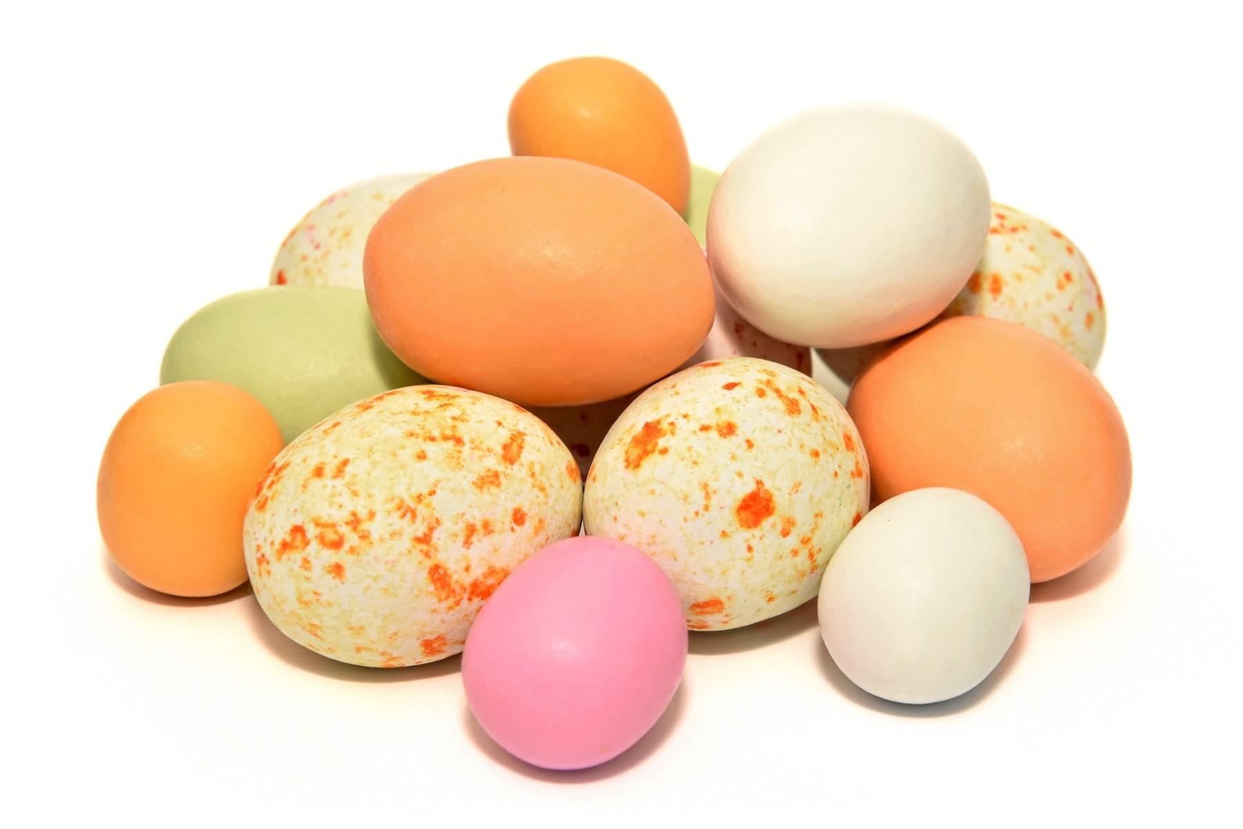 Hvordan er ægget og påsken blevet bedste venner?