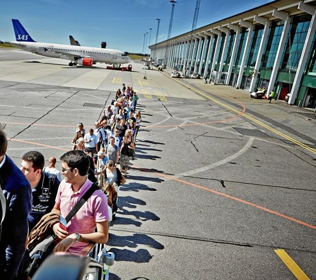 Indhold leveret af Aalborg Lufthavn